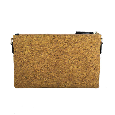 Be like Lotus, Yellow Vegan Cork Sling