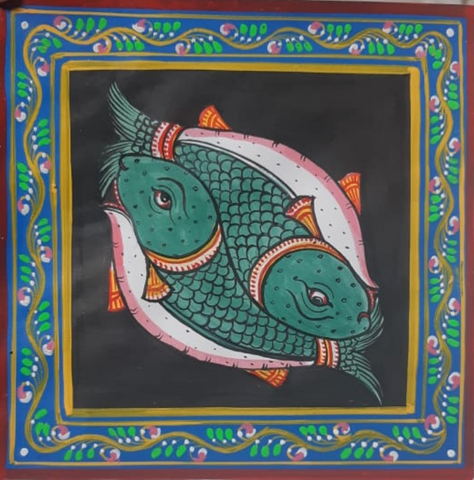 25th April: Online Pattachitra Art Workshop by Apindra Swain