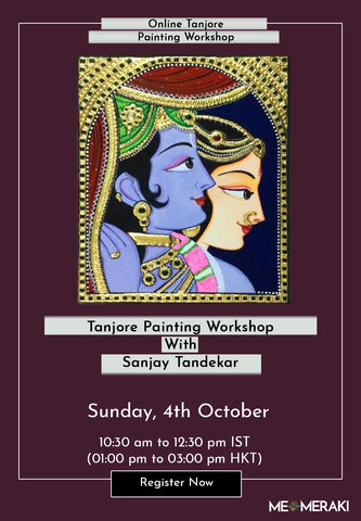 22ND AUGUST: ONLINE BHIL PAINTING WORKSHOP WITH SUBHASH BHIL