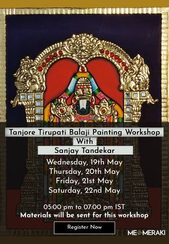 26th, 27th & 28th May : LIVE ONLINE TALAPATRA KHODAI (Palm Leaf) WORKSHOP WITH APINDRA SWAIN(WITH MATERIALS)