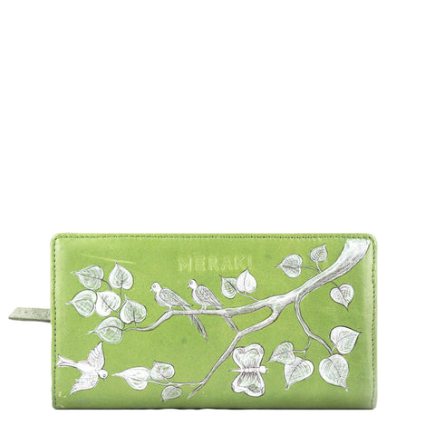 Birds of a Feather, wallet