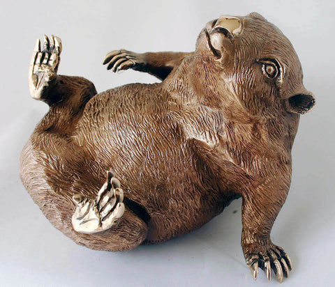 WOMBAT SITTING LIMITED EDITION   W2A