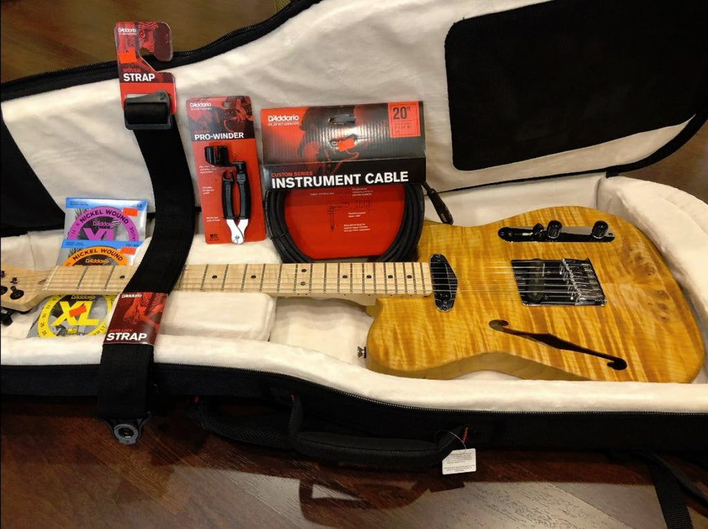 10 Essential Items for the Gigging Guitarist (Part 1)