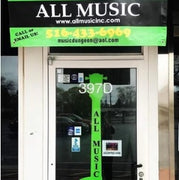 All Music Inc. Is Offering Pickup/Dropoff M-F 12-5 (516)433-6969