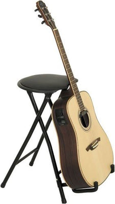 Free Farley's Stage Player Stool w/ Guitar Purchase Over $399