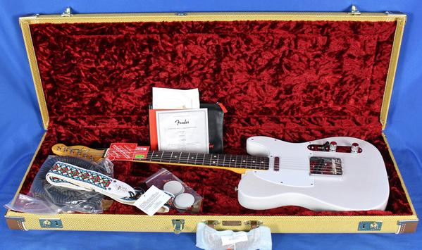 Jimmy Page Mirror Ball Telecaster- In Stock!