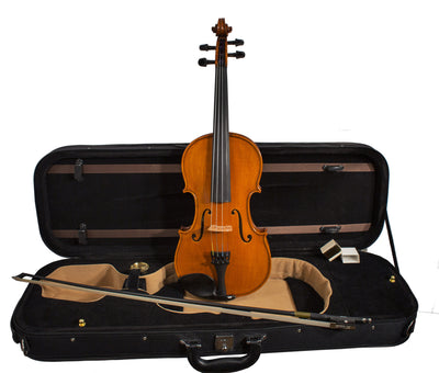 Mathias Thoma Model 100 Violin Outfit w/ Bow and Case - Wittner Tail-Piece