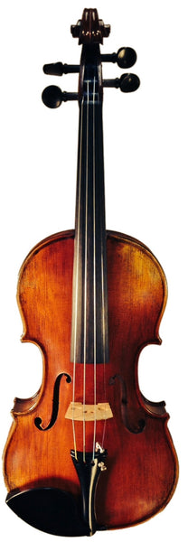 Mathias Thoma Model 150 Violin Outfit w/ Bow and Case - Ebony Tail-Piece