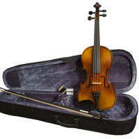 Mathias Thoma Model 30 Violin Outfit w/ Bow and Case Wittner Style Tail-Piece