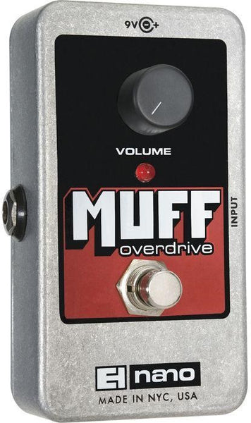 Electro-Harmonix EHX Muff Overdrive 1969 Reissue Fuzz Guitar Effects Pedal