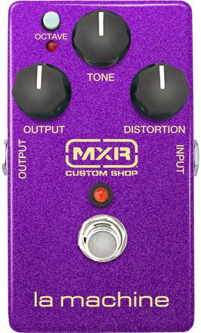 MXR Custom Shop CSP203 La Machine Fuzz Electric Guitar Effects Pedal