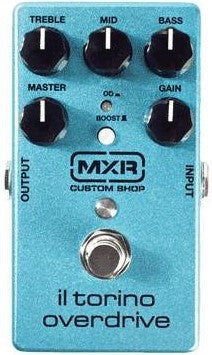 MXR Custom Shop CSP033 Il Torino Overdrive Electric Guitar Effects Pedal