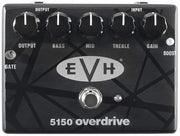 MXR EVH 5150 Overdrive Electric Guitar Pedal