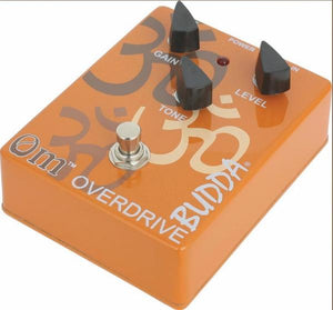 Budda OM Overdrive Electric Guitar Effects Pedal