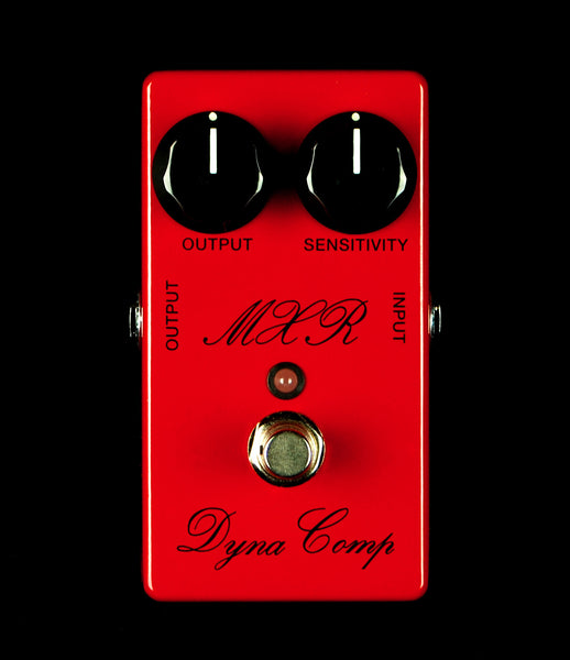 MXR Custom Shop CSP102SL Script Dyna Comp Compressor Guitar Effects Pedal