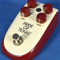 Danelectro BP1 Billionaire Pride Of Texas Overdrive Electric Guitar Effect Pedal