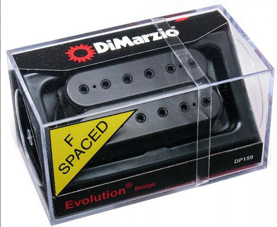 DiMarzio DP-159 Evolution F-Spaced Humbucker Electric Guitar Bridge Pickup