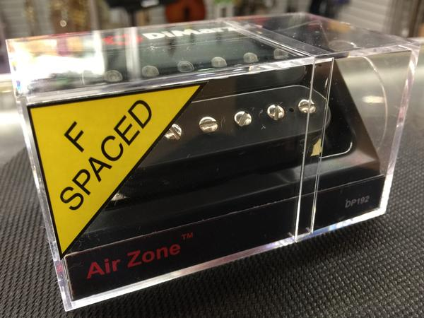 DiMarzio USA DP192 Air Zone F-Spaced Humbucking Electric Guitar Bridge Pickup