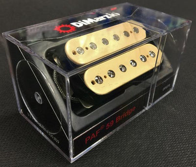 DiMarzio USA DP275 59 PAF Humbucking Electric Guitar Bridge Pickup Double Cream