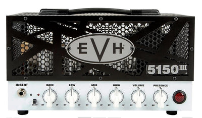 EVH Van Halen 5150 III LBX LBXII 15 Watt Electric Guitar Tube Amplifier Amp Head