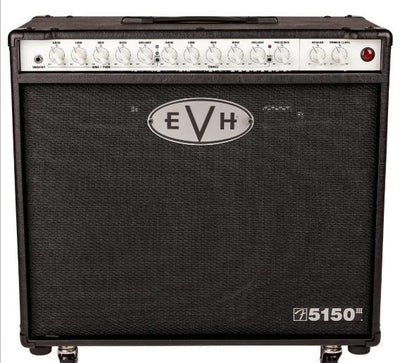 EVH Van Halen 5150 III 50 Watt Electric Guitar Tube Amplifier Amp Combo