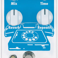 EarthQuaker Devices Dispatch Master Delay Reverb Effects Pedal V3