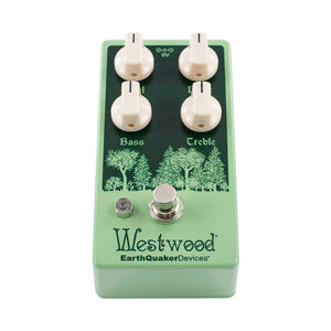 EarthQuaker Devices Westwood Overdrive Guitar Effects Pedal