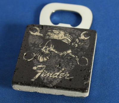 Fender Guitars David Lozeau Stone Bottle Opener