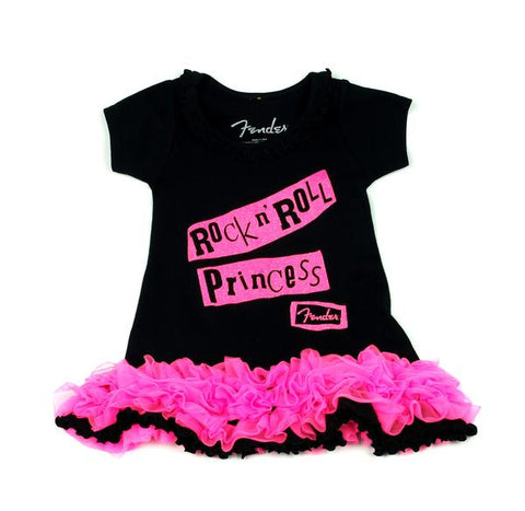 Fender Rock and Roll Princess Toddler Tutu Dress
