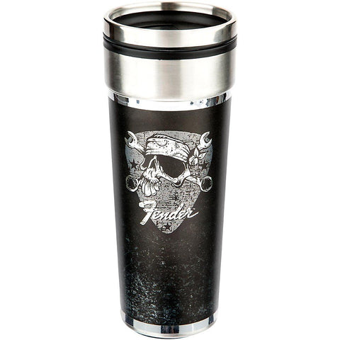 Fender David Lozeau Mechanic Travel Mug Black