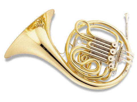 USED DOUBLE FRENCH HORN RENTAL