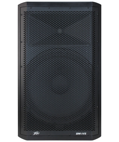 "New! Peavey Dark Matter DM 115 Powered 1x15"" 660 Watt Speaker Cabinet w/ DSP"