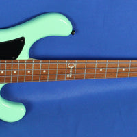 Dean Jon Lawhon Hillsboro II Active Electric Bass Guitar Sea Foam Green
