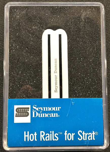 Seymour Duncan USA Hot Rails SHR-1 Electric Guitar Neck Pickup White