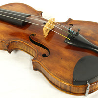 Vintage 4/4 Marcus Stainer Germany 1852 Violin Highly Figured