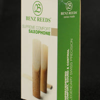 Benz Supreme Comfort BSC5SA35 Alto Saxophone Sax Reed #3.5 Box of 5 Reeds NOS