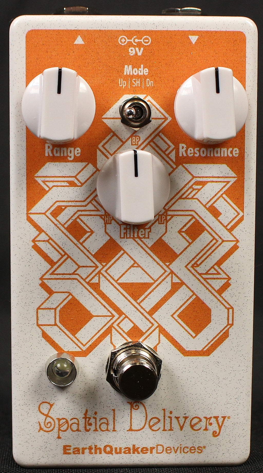EarthQuaker Devices Spatial Delivery Envelope Filter Guitar Effect Effects Pedal