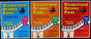 Occupational Octaves Book Set Special Needs Piano Instruction