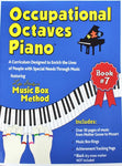 Occupational Octaves Piano Book Special Needs Learning Music Instruction & Rings