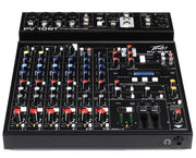 Peavey PV10BT 10 Channel Mixer with Digital Effects DSP and Bluetooth