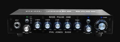 Phil Jones Bass PJB BP-400 Pulse One Electric Bass Guitar Amplifier Amp Head