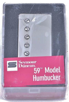 Seymour Duncan SH-1n 59 Model 4-Conductor Humbucker Neck Pickup Nickel