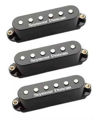 Seymour Duncan USA STK-S4 Classic Stack Plus Strat Electric Guitar Pickup Set