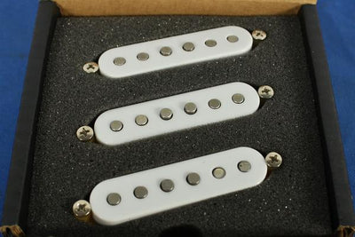 Tone Master USA Hand-Wound 69 Strat Alnico 5 Electric Guitar Pickup Set RW/RP