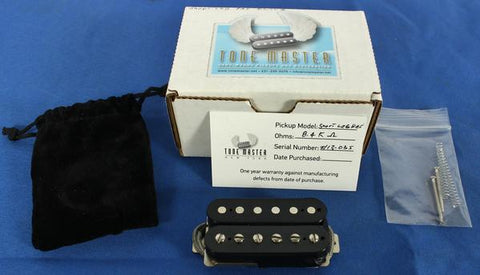 Tone Master USA Hand-Wound PAF Popper Applied For Electric Guitar Bridge Pickup