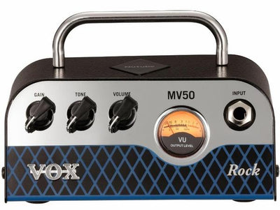 Vox MV50 Rock 50w 2 lbs Electric Guitar Amplifier Amp Head