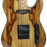 All Music Inc USA Private Collection #16 Spalted Tele Strat Electric Guitar