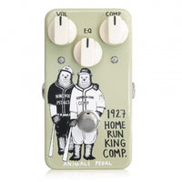 Animals 1927 Home Run King Comp Compressor Guitar Effect Pedal