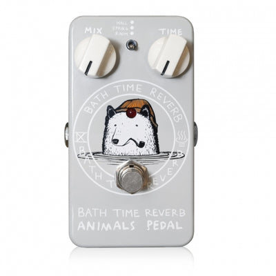 Animals Pedal Bath Time Reverb Electric Guitar Effect Pedal