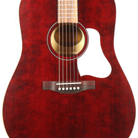 Godin Canada Art & Lutherie Americana Tennessee Red Acoustic Guitar